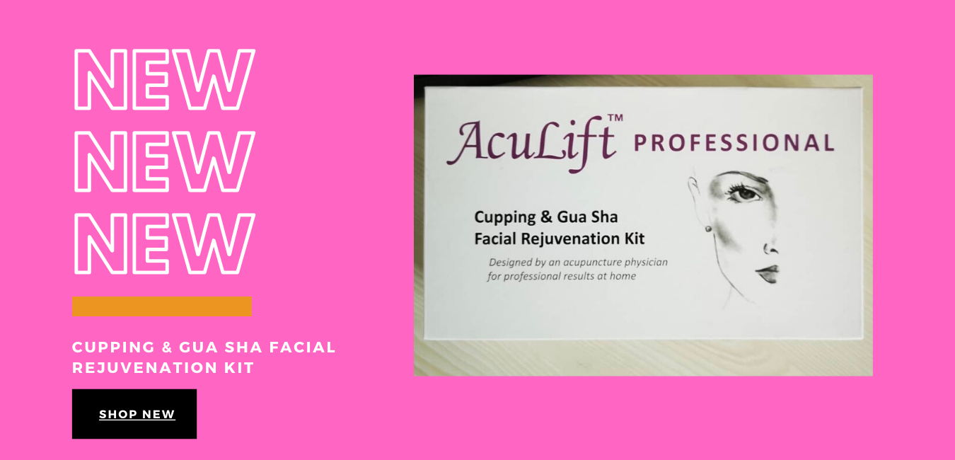 Cupping & Gua Sha Facial Rejuvenion Kit