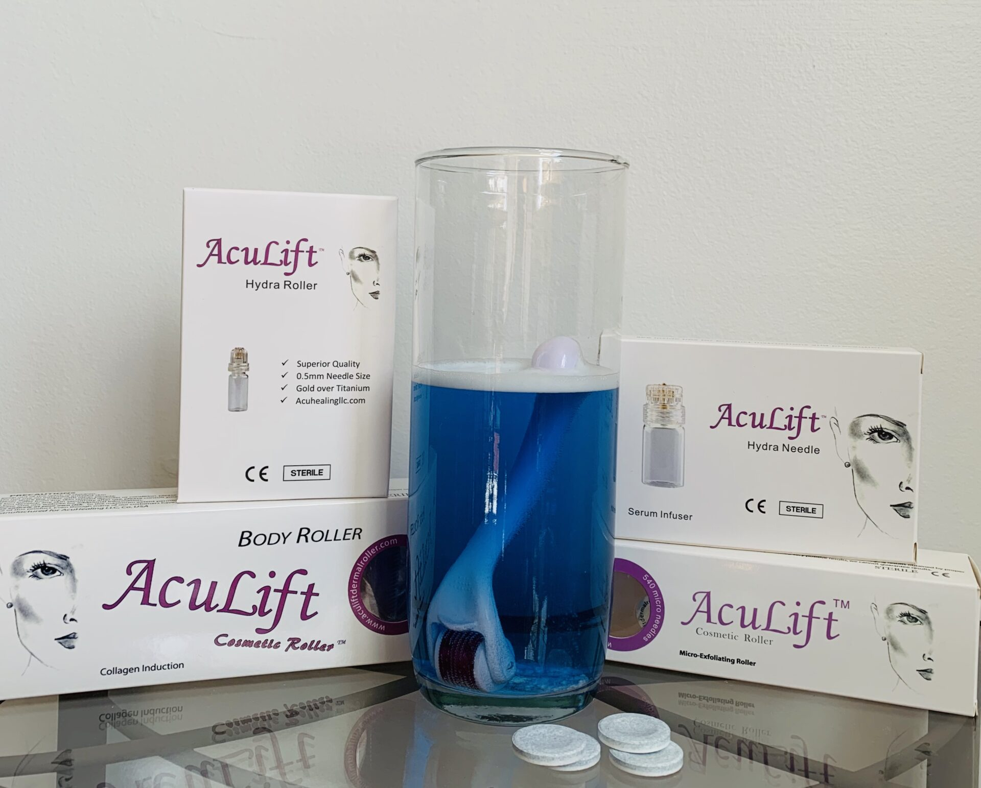 Aculift Skincare Products